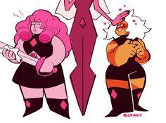 Resultado de imagem para jasper and pink diamond