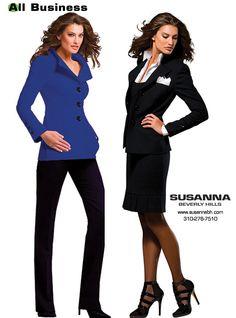 haute couture business clothes-Designs by Susanna Beverly Hills  #susannabh #beverlyhillsfashion #dressforsucess #hillaryclinton
