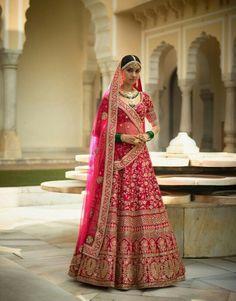 Devi by Sabyasachi Mukherjee   Bridal Couture #indianfashion
