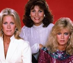 Knots Landing - every week my dearest friend Jean would come to visit and watch this with me (FOND MEMORIES!)