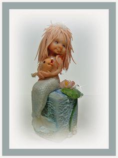enaidsworld: Fairy puppets