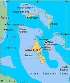 Freeport and Nassau Island, Bahamas