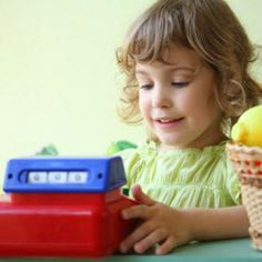 Help kids learn about money