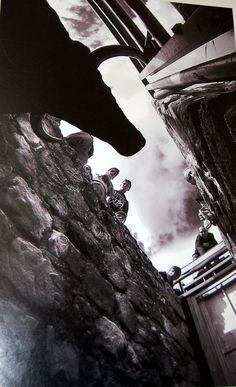 """Foto ganadora de la cuarta edición del Concurso Fotográfico de San Juan 2015. """"Torete"""" de Jesús Ángel Alonso."""