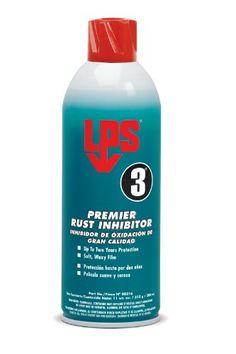 Lps 3 Premier Rust Inhibitor, 11 Oz Aerosol (Pack Of 12), 2015 Amazon Top Rated Coatings #BISS