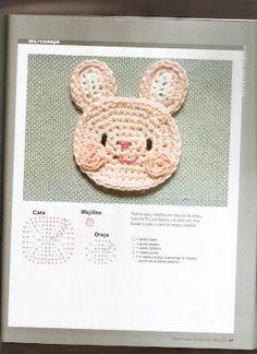 Crochet sólo con paso a paso o video (pág. 703) | Aprender manualidades es facilisimo.com