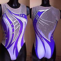 tailoring competition swimsuits for solo duet team and combo exclusive design and high quality. Dance Outfits, Dance Dresses, Rhythmic Gymnastics Costumes, Gym Leotards, Gymnastics Competition, Synchronized Swimming, Gymnastics Girls, Artistic Gymnastics, Figure Skating Dresses