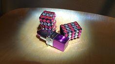 CUSTOM secret lipstick pipe. $17.00, via Etsy. OMFG I need this!