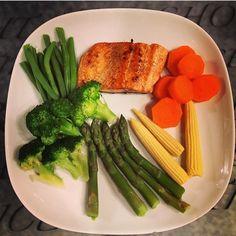 #ErosRamazzotti Eros Ramazzotti: #fitnessfood #fitnessaddict #fitness #gym #bodybuilding #diet #food #foodporn #salmon