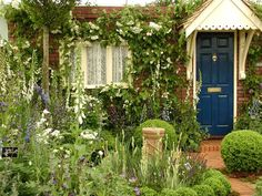 English Gardens I