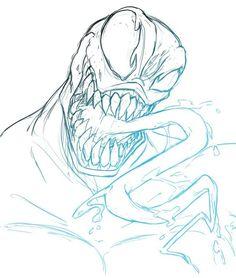 Resplendent Cartoon Drawing Tips Ideas Spiderman Drawing, Drawing Superheroes, Marvel Drawings, Spiderman Art, Cartoon Drawings, Cool Drawings, Comic Books Art, Comic Art, Character Drawing