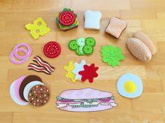 Materialwiese: Let's make a sandwich im Englischunterricht der Grundschule