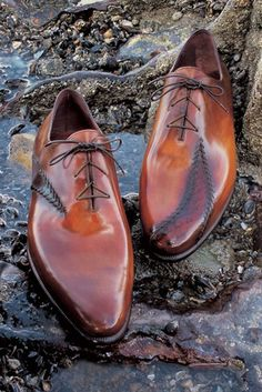 Gorgeous handmade Berluti shoes
