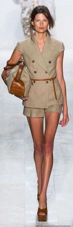 Spring 2014 RTW Michael Kors Collection #NYFW