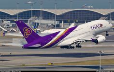 Thai Airways A380 - Google 検索