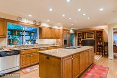 View this beautiful kitchen for ideas on your next kitchen remodel!