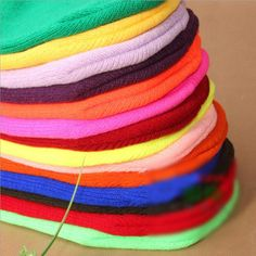 Zimné Teplý unsexy pletenie Ženy Muži vlna Fluorescenčné Color Šport Outdoors Tabby Solid Elastic Beanie Hedging čiapky klobúky-in Skullies a čiapky od Dámske Oblečenie a doplnky na Aliexpress.com | Alibaba Group