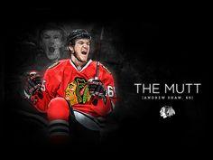 The Mutt. #Blackhawks