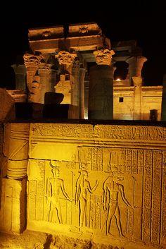 Temple de Haroeris et de Sobek Kom  Ombo  Égypte