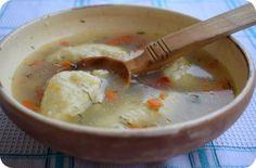 Supa de galusti Brie, Cheeseburger Chowder, Cheddar, Fondue, Soup, Ethnic Recipes, Cheddar Cheese, Soups