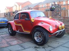 Baja Bug - I want one of these.