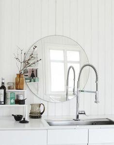Inspiración: decorar con espejos