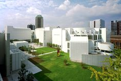 The High Museum of Art - on Peachtree St. in Midtown Atlanta