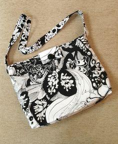 DIY tote bag/purse I made