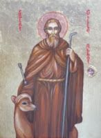 Saint Giles (c. 650 – c. 710)  Giles was a Greek Christian hermit saint from Athens, whose legend is centered in Provence and Septimania. The tomb in the abbey Giles was said to have founded, in Saint-Gilles-du-Gard, Read the rest of hist story here:  https://www.facebook.com/photo.php?fbid=678847365531756&set=a.488124947937333.1073741829.100002194965757&type=1&theater