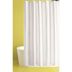 Room Essentials™ Waffle Weave Shower Curtain - White