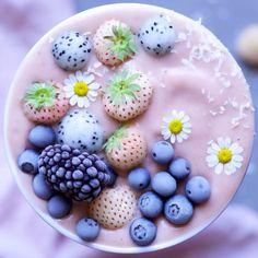 12 ljuvliga smoothie bowls som är bästa frukostinspirationen på Instagram just nu – Metro Mode