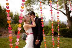 Como fazer decoração para um casamento ao ar livre -Portal Tudo Aqui