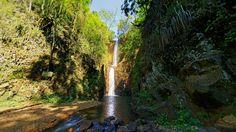 Cachoeira Cassorova - Brotas, Brasil