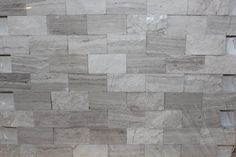CCI 12-in x 12-in Grey Marble Split Face Natural Stone Wall Tile  Item #: 183321 |  Model #: P3523-1