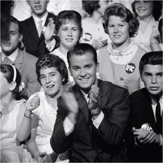 American Bandstand...my brother got on this show when we lived near Philadelphia
