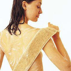 The Key to Getting Rid of Bacne Is . . .: Body acne is, not shockingly, the hardest form of acne to get rid of.