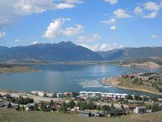 Lake Dillon CO