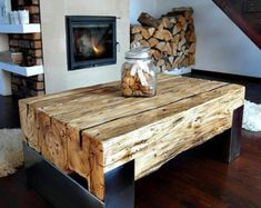 Meuble industriel table de salle manger acier et bois for Salle a manger wales