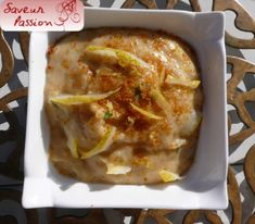 crème de pois chiche au citron confit, poutargue et cédrat