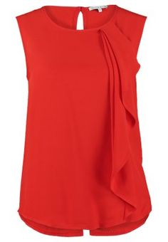 Blusa - fire red