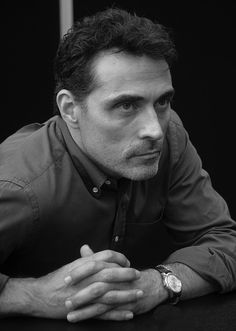 Rufus Sewell, Man In The High Castle roundtable, New York Comic Con, 8th Oct 2016   by joelmeadows1