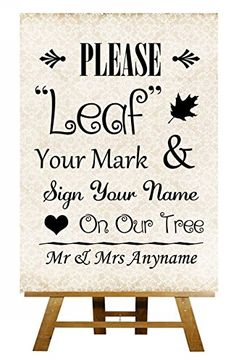 A5 Shabby Chic Fingerprint Tree Instructions Personalised Wedding Sign / Poster Fingerprint Designs http://www.amazon.co.uk/dp/B00TE9ZNPK/ref=cm_sw_r_pi_dp_2qQiwb0NFV95Y