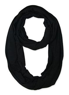 corciova Light Weight Infinity Scarf with Solid Colors - http://droppedprices.com/scarves/corciova-light-weight-infinity-scarf-with-solid-colors/