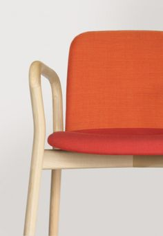 """""""Two Tone chair"""" by Iwasaki design studioFollow """"a day in the..."""
