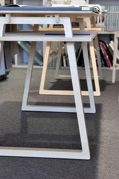 INFURNI   Stolarnia kreatywna - Stoły do pracy na stojąco