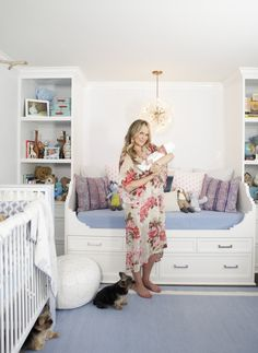 20 Traditional Nurseries | Read more: http://www.stylemepretty.com/living/2014/06/26/20-traditional-nurseries/
