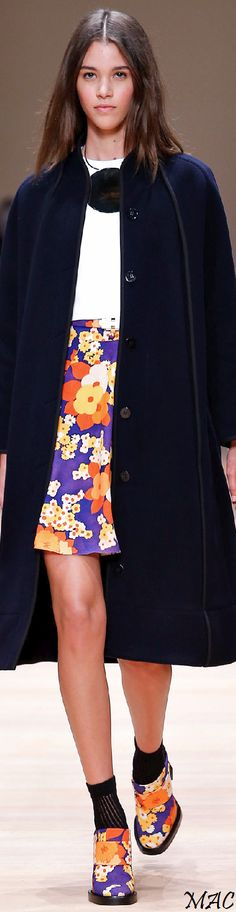 Fall 2015 Ready-to-Wear Carven +
