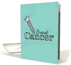 50 best cancer encouragement greeting cards images on pinterest screw breast cancer support for cancer patient card m4hsunfo