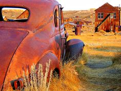 classicwoodie:    Bodie Ghost Town California