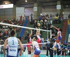 Blog Esportivo do Suíço:  Rio de Janeiro e Praia Clube atropelam e vão à semi do Sul-Americano